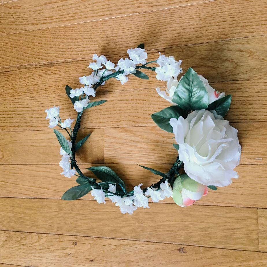 DIY Flower Crown and Photoshoot!