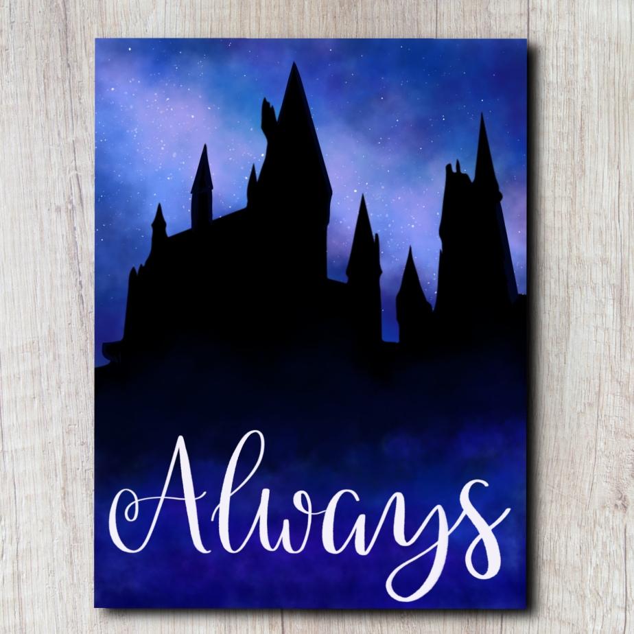 Always | Harry PotterPainting
